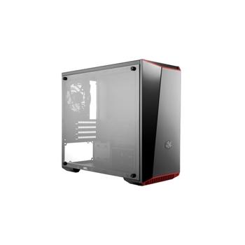 Cooler Master MasterBox Lite 3.1 Mini-Tower Nero, Rosso, Bianco
