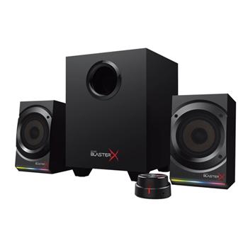 Creative Labs Sound BlasterX Kratos S5 2.1canali 60W Nero set di altoparlanti