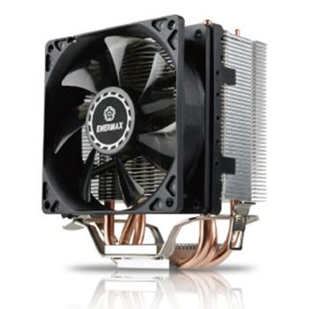 Enermax ETS-N31 ventola per PC Processore Refrigeratore 9,2 cm Nero, Rame, Argento