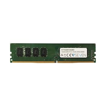 V7 16GB DDR4 2400MHZ CL17 NON ECC DIMM PC4-19200 1.2V