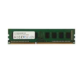 V7 4GB DDR3 1333MHZ CL9 NON ECC DIMM PC3-10600 1.5V