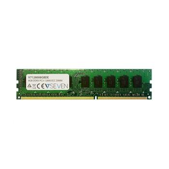 V7 8GB DDR3 1600MHZ CL11 ECC ECC DIMM PC3-12800 1.5V