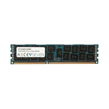 V7 16GB DDR3 PC3-14900 - 1866MHz REG Modulo di memoria - V71490016GBR