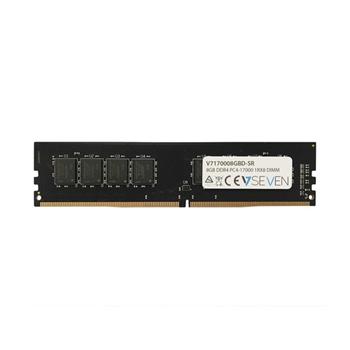 V7 8GB DDR4 2133MHZ CL15 NON ECC DIMM PC4-17000 12V