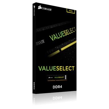 CORSAIR 4GB DDR4 2400MHz 1x288Dimm Unbuffered 16-16-16-39 1,2V