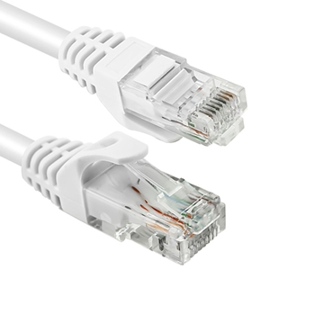 Vultech TAAU020-UTP-WH cavo di rete 2 m Cat6 U/UTP (UTP) Bianco