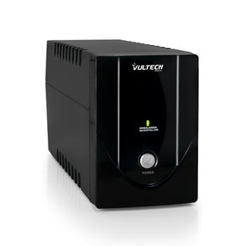 Vultech UPS800VA-LITE gruppo di continuità (UPS) Standby (Offline) 800 VA 440 W 2 presa(e) AC