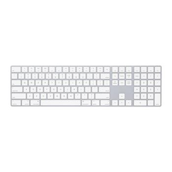 Apple MQ052Z/A tastiera Bluetooth QWERTY US International Bianco