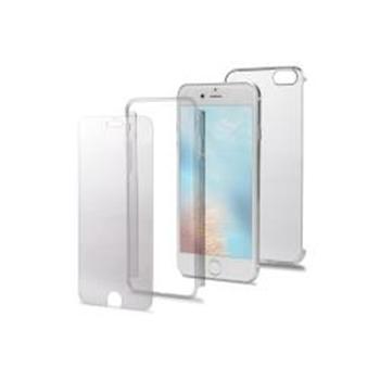 "Celly TotalBody360 custodia per cellulare 11,9 cm (4.7"") Cover Traslucido, Trasparente"
