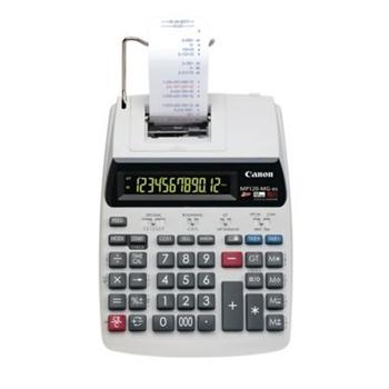 Canon MP120-MG-es II calcolatrice Scrivania Calcolatrice con stampa Bianco