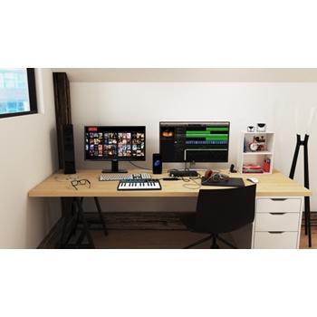 i-tec CADUAL4KDOCK replicatore di porte e docking station per notebook Cablato USB 3.2 Gen 1 (3.1 Gen 1) Type-C Nero, Turchese