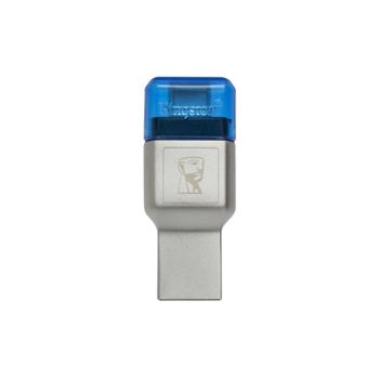 KINGSTON CARD READER PORTATILE MICROSD/SDHC USB 3.1 FCR-ML3C
