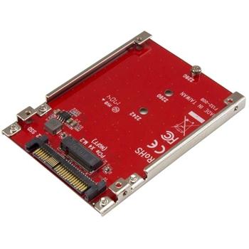 StarTech.com Adattatore Host per Drive M.2 a U.2( SFF-8639) PCIe NVMe SSD