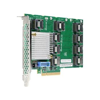 HPE DL38X GEN10 12GB SAS EXPANDER .
