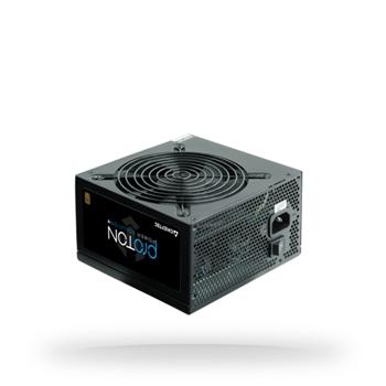 Chieftec BDF-400S alimentatore per computer 400 W 24-pin ATX PS/2 Nero