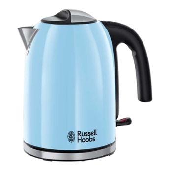 Russell Hobbs Colours Plus+ bollitore elettrico 1,7 L Blu 2400 W