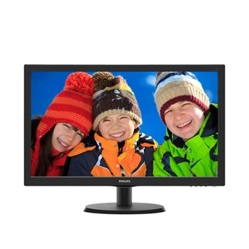 "PHILIPS MONITOR 22"" LED VGA/HDMI NERO 223V5LHSB2"