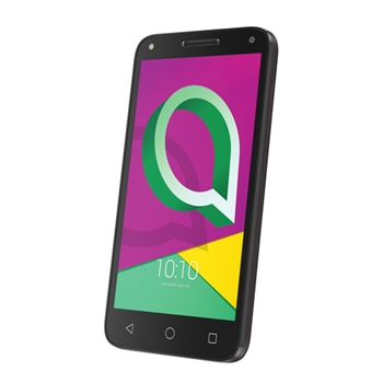 ALCATEL U5 3G 5 BLACK + COCOA GREY