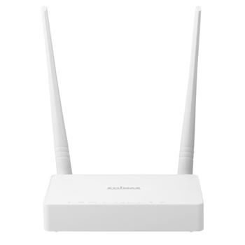 Edimax N300 router wireless Banda singola (2.4 GHz) Fast Ethernet Bianco