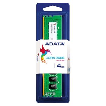 ADATA AD4U2666J4G19-S ADATA Premier 4GB DDR4 2666MHz CL19 U-DIMM