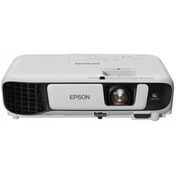 Epson EB-S41 Proiettore desktop 3300ANSI lumen 3LCD SVGA (800x600) Bianco videoproiettore