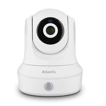 Atlantis Land PlusCAM HD 7500 Motor2 Telecamera di sicurezza IP Interno Cubo 1920 x 1080 Pixel