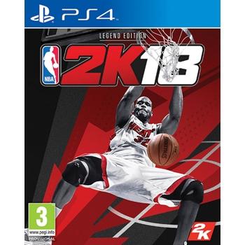 TAKE TWO INTERACTIVE PS4 NBA 2K18