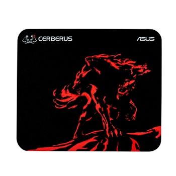 ASUS Cerberus Mat Mini Nero, Rosso Tappetino per mouse per gioco da computer
