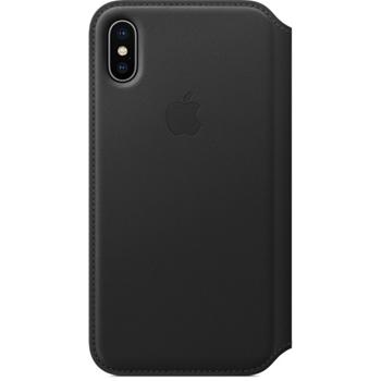 """Apple MQRV2ZM/A custodia per cellulare 14,7 cm (5.8"""") Cover Nero"""