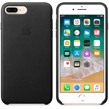 APPLE IPHONE 8PL/7PL LTH CASE - BLACK