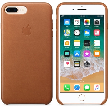 """Apple MQHK2ZM/A custodia per cellulare 14 cm (5.5"""") Custodia sottile Marrone"""