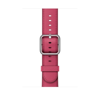 Apple MQV22ZM/A accessorio per smartwatch Band Fucsia Pelle