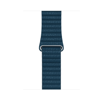 APPLE 42MM COSMOS BLUE LEATHER LOO