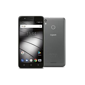"Gigaset GS270 13,2 cm (5.2"") 2 GB 16 GB Doppia SIM 4G Micro-USB Grigio Android 7.0 5000 mAh"