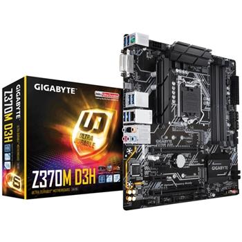 Gigabyte GA-Z370M-D3H (REV 1.0) (1151v2) (D)