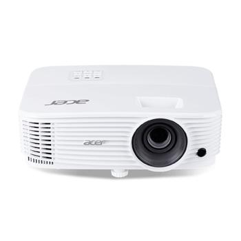 Acer P1350W videoproiettore 3700 ANSI lumen DLP WXGA (1280x800) Compatibilità 3D Proiettore da soffitto Bianco