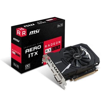 MSI V809-2487R scheda video AMD Radeon RX 550 4 GB GDDR5