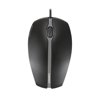 CHERRY Gentix Silent mouse USB Ottico 1000 DPI Ambidestro