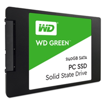 """WD HDD SSD 2.5"""" 240GB SATA 6GB/S GREEN WDS240G2G0A"""