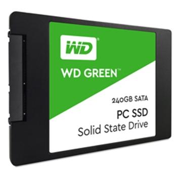 Western Digital SSD WD Green 240GB Sata3 2,5 Zoll WDS240G2G0A