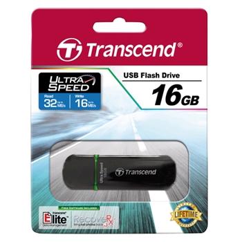 TRANSCEND 16GB JETFLASH 300 (MAGENTA)