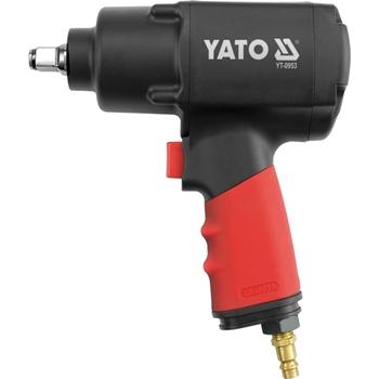 Yato YT-0953 avvitatore a batteria Nero, Rosso 1356 Nm