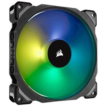 CORSAIR ML140 Pro RGB 140mm Premium Magnetic Levitation RGB LED PWM Fan