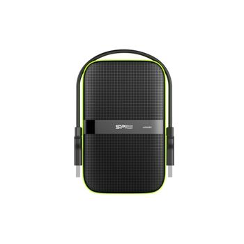 SILICON POWER External HDD Armor A60 2.5 5TB USB 3.0 IPX4 Black