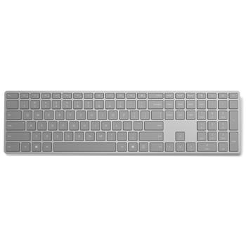Microsoft Surface Keyboard tastiera RF senza fili + Bluetooth Grigio