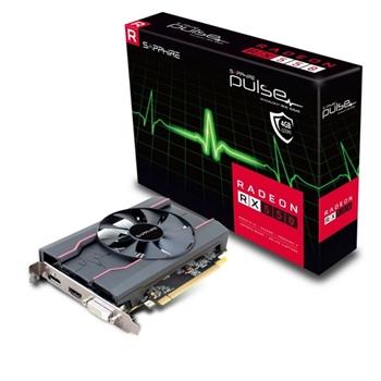 Sapphire 11268-15-20G scheda video AMD Radeon RX 550 4 GB GDDR5