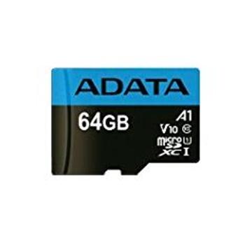 ADATA 64GB Micro SDXC V10 85MB/s + Adapter