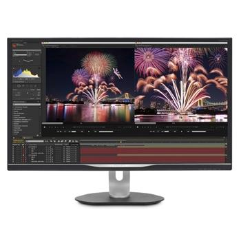 Philips P Line Monitor LCD con dock USB-C 328P6AUBREB/00