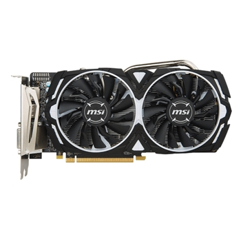 MSI V341-236R scheda video AMD Radeon RX 570 8 GB GDDR5