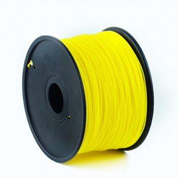 Gembird 3DP-ABS1.75-01-FY materiale di stampa 3D ABS Giallo 1 kg